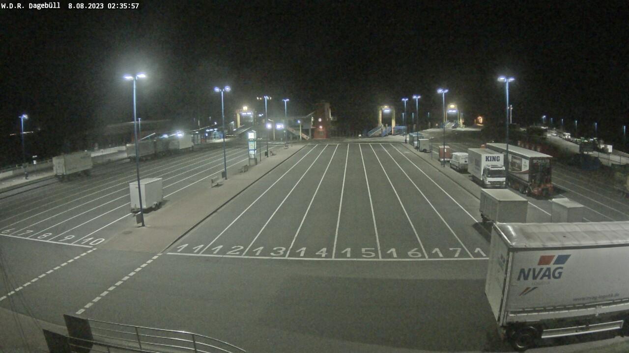 Dagebüll, Hafen / Deutschland
